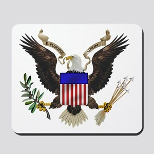Great Seal Eagle Mousepad